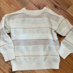 Super soft girls gap sweater 5T
